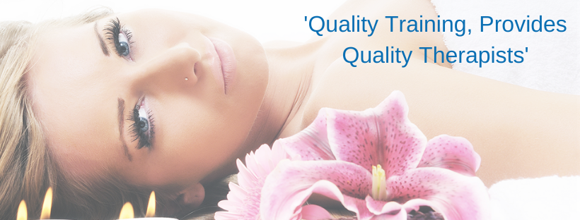 'Quality Training, Provides Quality Therapists' (2)
